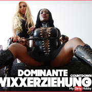 Dominant WIXXERZIEHUNG with ABSPRITZCOUNTDOWN