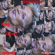 #tail massage #Deepthroat until you get rid of # SPERMA