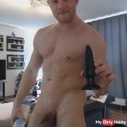 Anal Action and big Cumshot!
