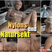 Nylons and pee