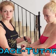 Bondage tutorial: two hands bondage