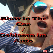 Blow in the car / Blown in the car