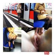 Lisa's Bäng-Bahn ** Fick + Cumshot !!!