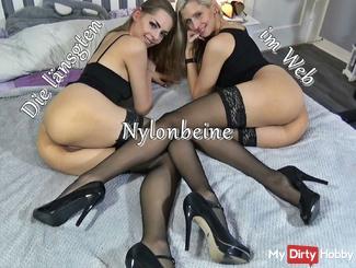 The longest nylon legs on the web!