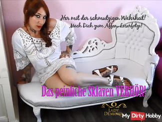 The slavery! Embarrassing for you - entertaining for me By Lady_Demona