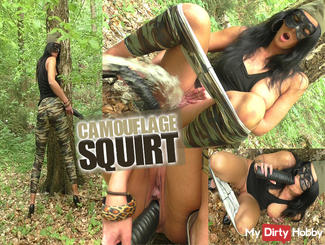 CAMOUFLAGE SQUIRT