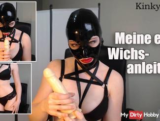 My first Wichsanleitung