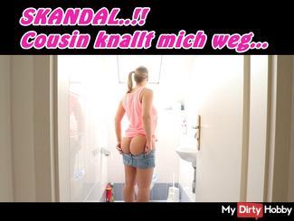 Scandal..! Cousin bangs me away