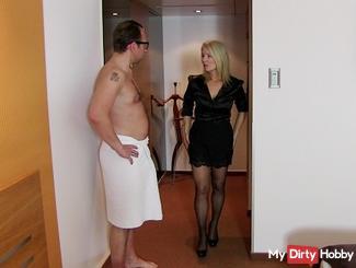 Zimmer-Service Deluxe!!!AO