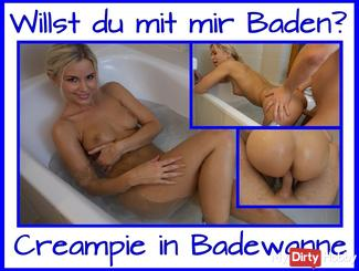 Come to me in the bathtub