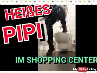 Pee in the Shopping Center