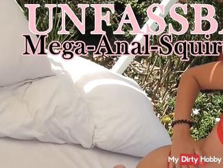 INCOMPREHENSIBLE!!! Mega-Anal Squirt !!!