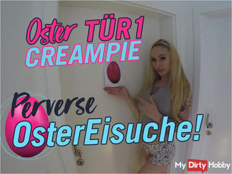 PERVERSE OSTEREISUCHE!   TÜR 1    | LUCY CAT
