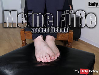 My feet gamble you up