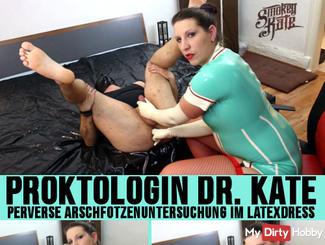 Proctologist Dr. Kate
