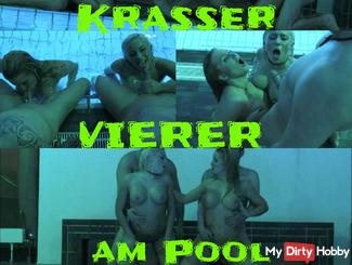 KRASSER QUAD in the public swimming pool!