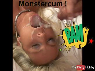 The monster cumshot