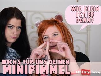 Jerk us your Minipimmel!