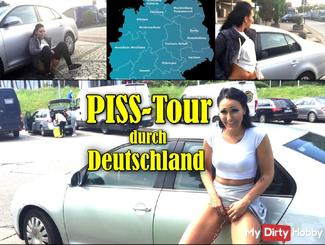 Piss Tour of Germany