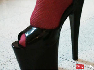 ABSATZLECKER You'll lick my high heels
