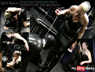 Juice extraction of the slave part 1