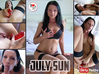 JULY SUN - International pornstars fucked hard pt1 (EXCLUSIVE)