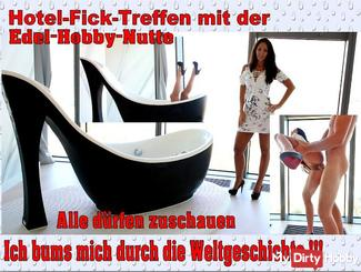 User Spritztour! Hotel-fuck-meeting with the noble hobby- nude