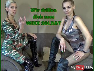 We're drifting to the WIXX SOLDIER