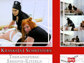 Patient (s) Sisters - therapy Segufix Tickling