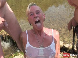Dirty Wet - PISS - T-Shirt .....