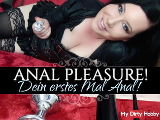 Anal Pleasure! Your first time anal!