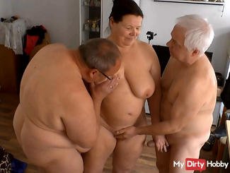 Group sex with horny goats 1
