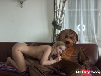 I fuck my Teddy