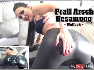 Bounce ass insemination