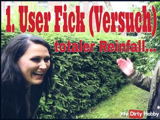 1. User-Fick (trial) - totally wrong