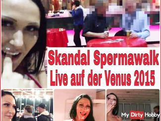 Spermawalk scandal!