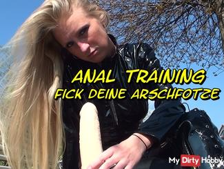Anal Training - Fuck your Arse Fanny