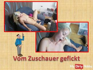 Webcam show with horny User