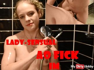 Lady Sensual AO Fick in the bathroom!