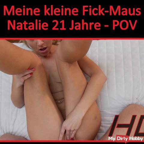 Girl 024 / Natalie 21 Jahre POV Ansicht