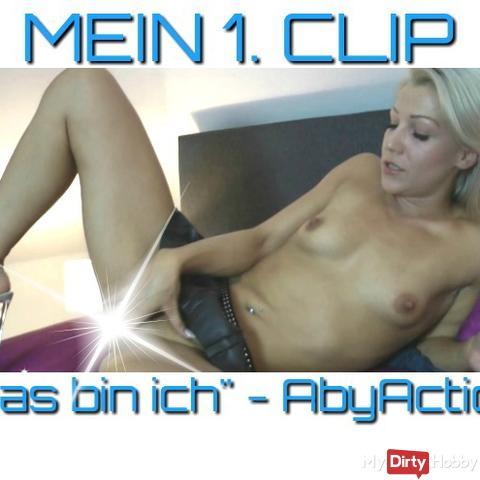 Mein 1. Clip – Das bin ich – AbyAction