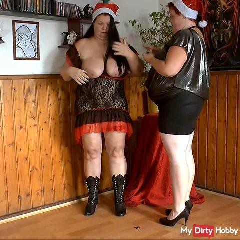 Weihnachtstürchen 4