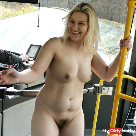 My second foreign sperm after stark naked fuck in the bus!