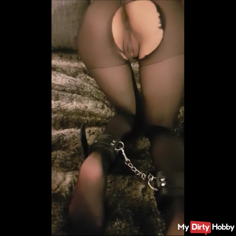 ** My first time tied fucked **