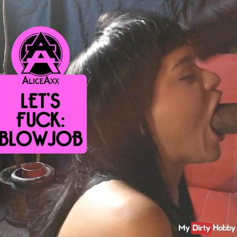 Allons baiser: pipe