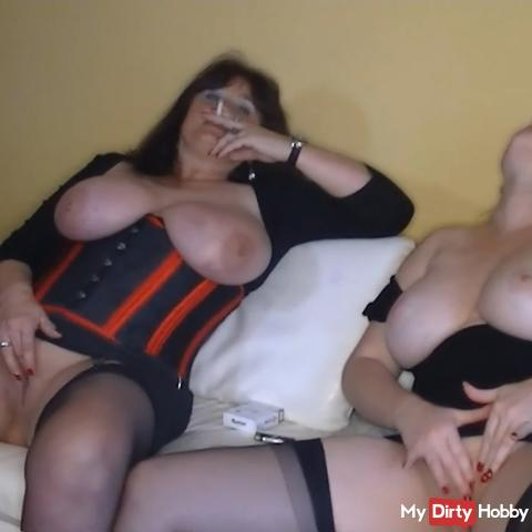 Horny MILF's with big tits