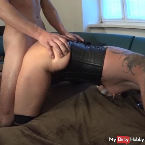 Horny Fremd Fucked without contraception