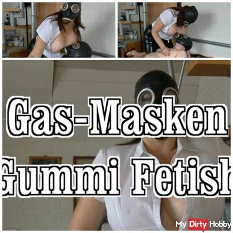 GAS Masks - Rubber Fetish
