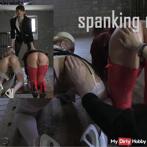 spanking mistress