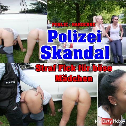 Police Scandal - Fick or display!